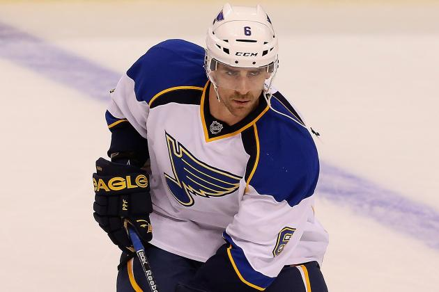 St. Louis Blues Trade Wade Redden to the Boston Bruins