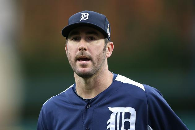 Verlander Is Taking Datsyuk Out to Dinner