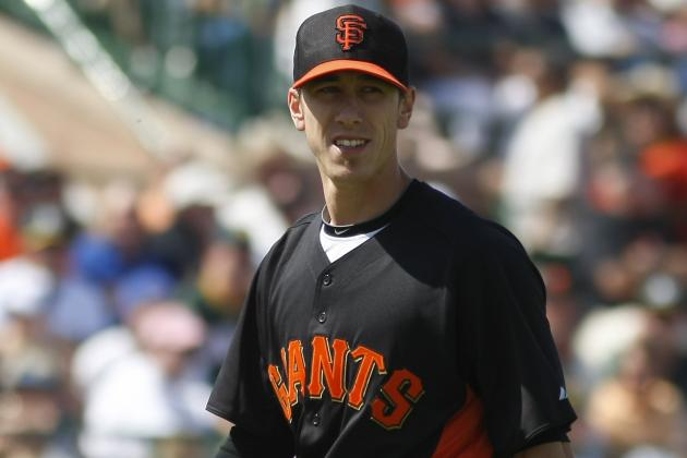 Tim Lincecum Ready for His 2013 Debut