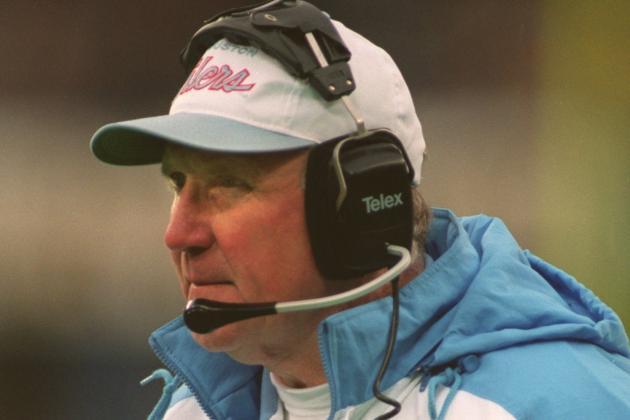 Former Oilers Head Coach Jack Pardee Dies at 76