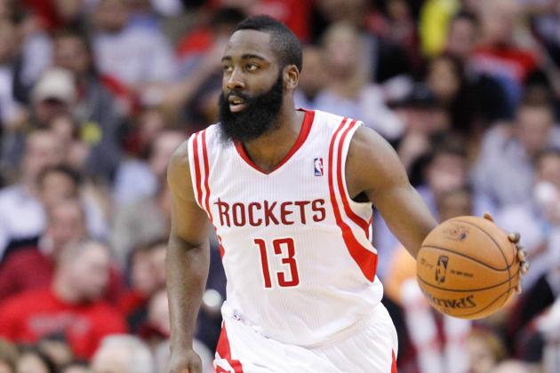 Harden to Return Tonight, Joining a Lineup Changed Since He Left