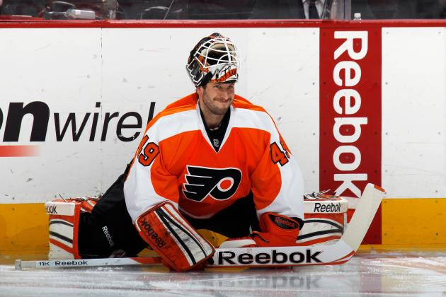 Blue Jackets Acquire Goaltender Michael Leighton in Exchange for Steve Mason