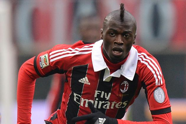 Chelsea: Scouting Reported Blues Target M'Baye Niang