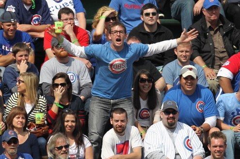Sports' Most Miserable Fans