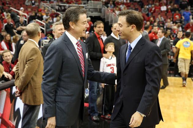 Reports: Richard Pitino in as New Golden Gopher Head Coach