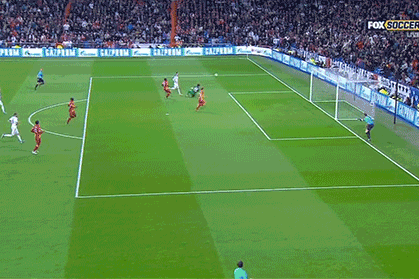 GIF: Cristiano Ronaldo Puts Real Madrid Ahead Against Galatasaray