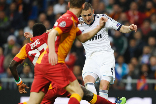 R Madrid V Galatasaray: 3rd Apr 2013 | Report