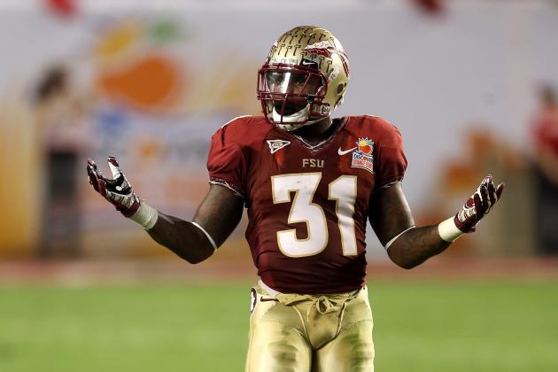 Video: Florida State Safety Terrence Brooks