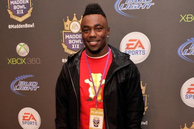 Oregon Ducks Running Back Kenjon Barner Talks NCAA Football 14