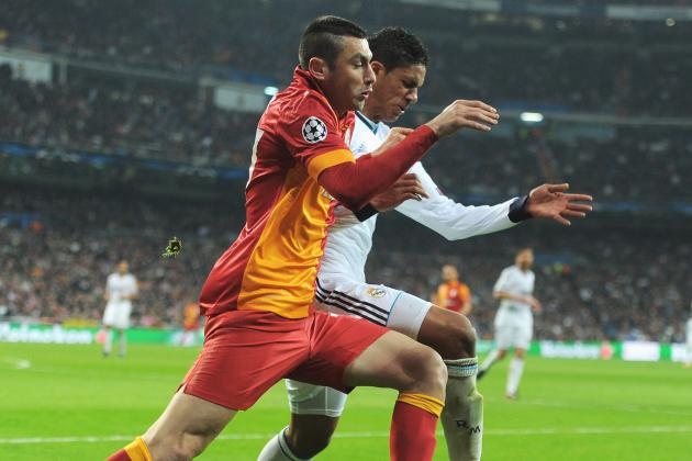 Real Madrid 3-0 Galatasaray: Terim's Formation Changes Achieve Nothing