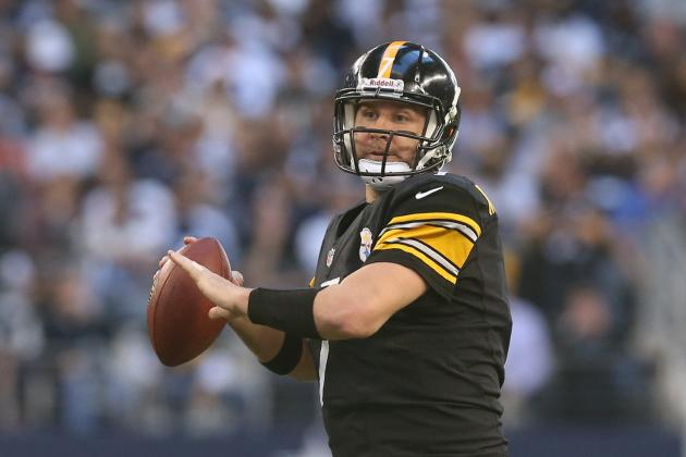 2013 Pittsburgh Steelers Schedule: Full Listing of Dates, Times and TV Info