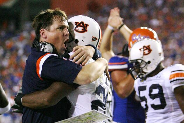 Player Alleges Muschamp Paid Him at Auburn