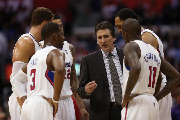 LA Clippers' Late-Season Struggles a Sign of Things to Come in 2013 Postseason?
