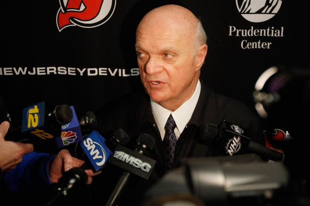 Lamoriello Believes in Team After Making 'Depth' Trade for Sullivan