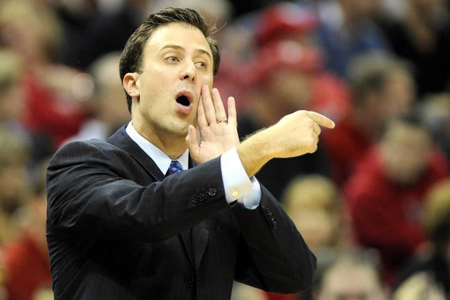 Richard Pitino Named Minnesota's New Head Coach