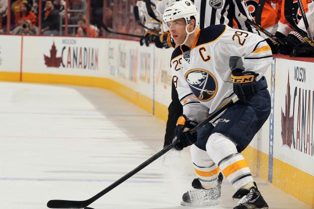 The Buffalo Sabres Rebuild Has Only Just Begun