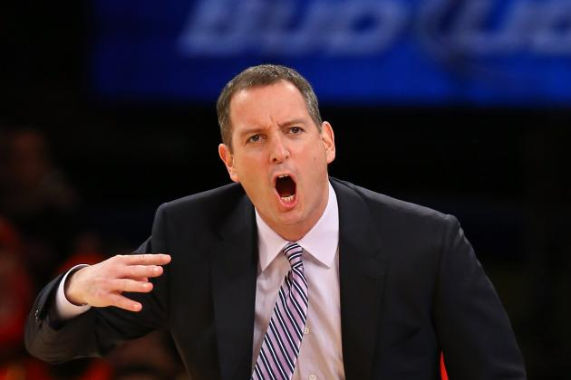 Mike Rice Should Get Another Shot at Coaching After Being Fired by Rutgers