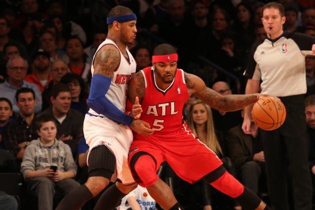 NBA Gamecast: Knicks vs. Hawks