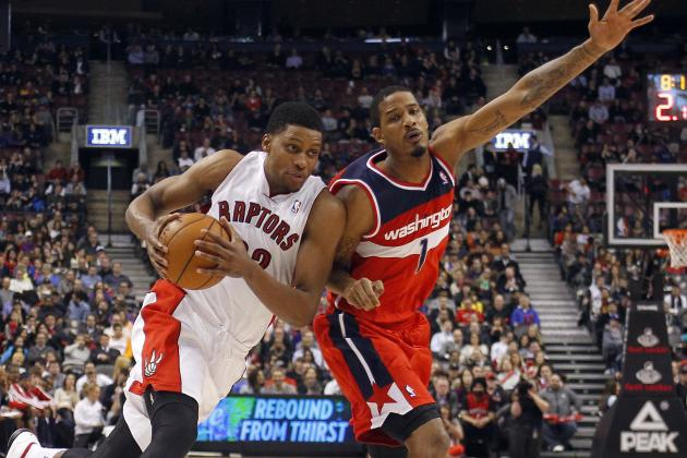 NBA Gamecast: Wizards vs. Raptors