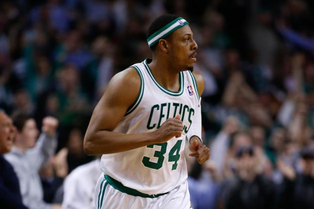 Paul Pierce Returns to Lineup Tonight