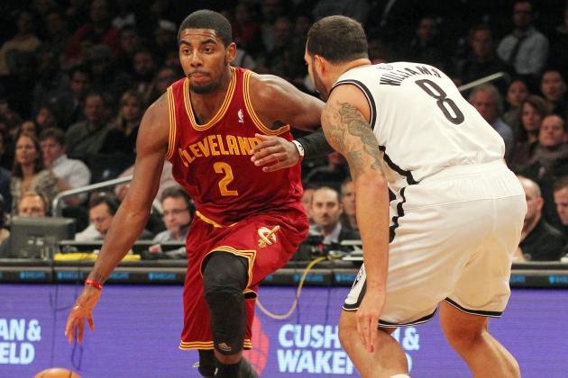 NBA Gamecast: Nets vs. Cavs