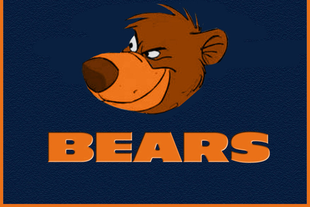 Disney-Themed Sports Logos Are as Adorable as You Would Imagine