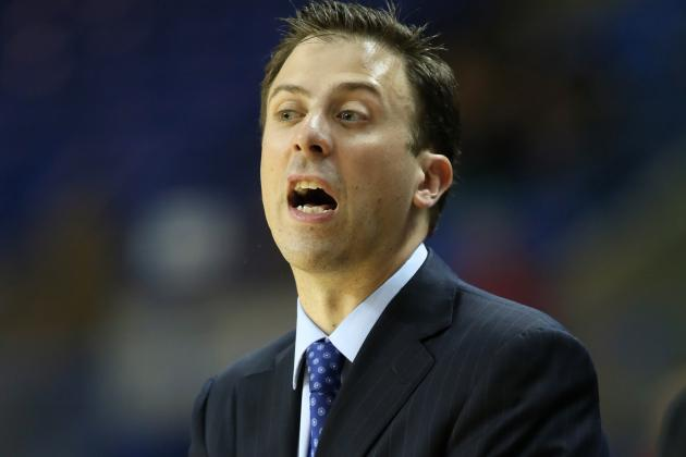 Gophers, Richard Pitino Reach Agreement in Principle on Head Basketball Job