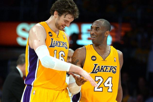 Breaking Down What LA Lakers Need to Do to Make the 2013 NBA Playoffs