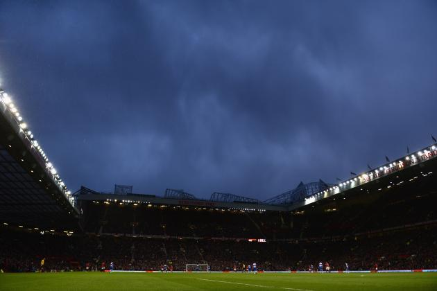 Will Manchester United Struggle as a Result of Financial Fair Play?