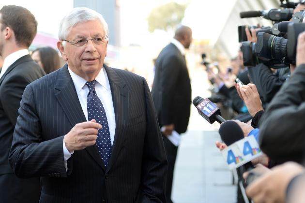 David Stern Says Decision on Kings' Fate Still Isn't Close