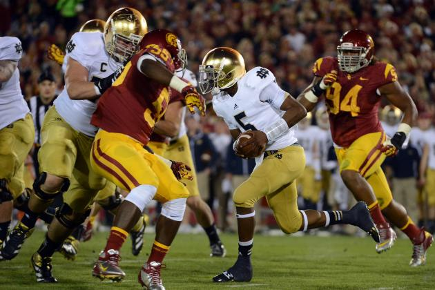 Notre Dame Football: Week 3 Spring Practice Stock Report