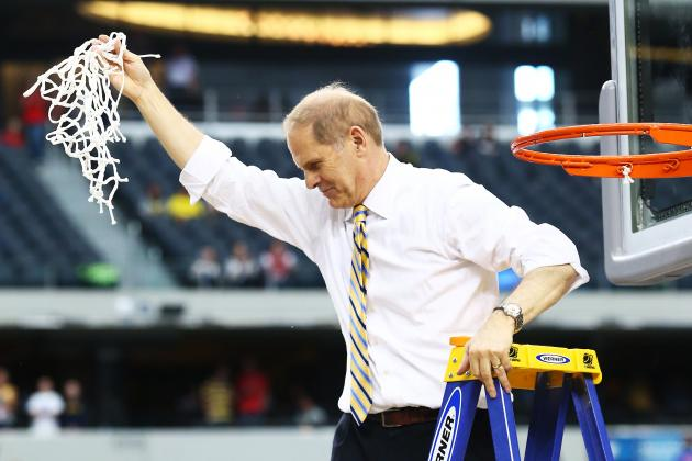 Michigan Wolverine Basketball to Final Four: Tangled Up in Blue Retrospective