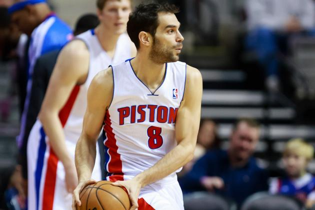 Jose Calderon out Tonight vs. Celtics