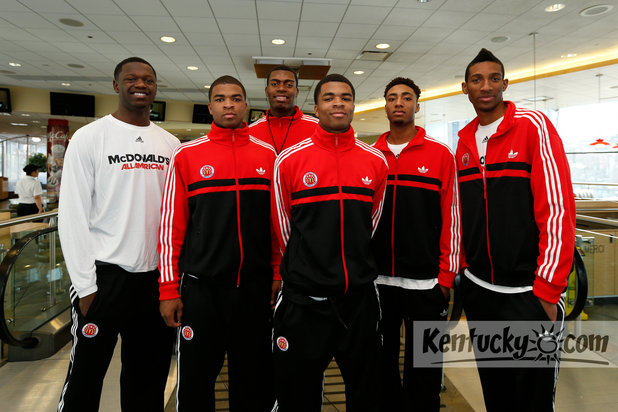 Kentucky Basketball Recruiting: 2014 Class Ensures Tournament Berth Next Season