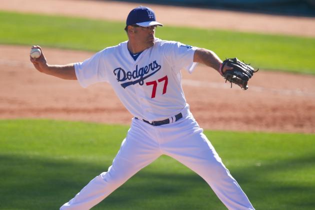 Dodgers Release Kevin Gregg