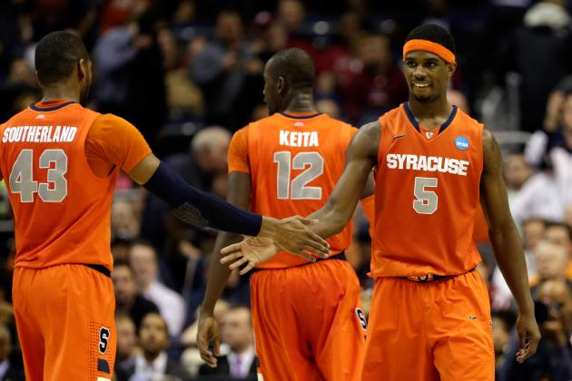 Syracuse Basketball: Under-the-Radar Draft Prospects with Most to Gain