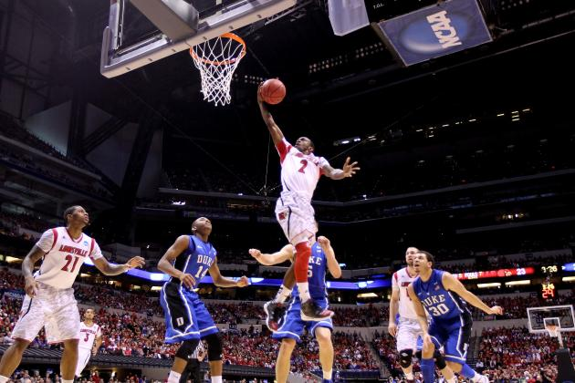 NCAA Bracket 2013: Power Ranking Potential Top Scorers in Final Four