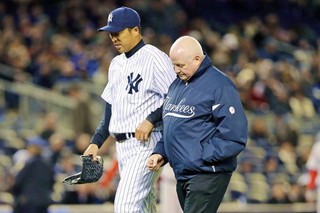 Hiroki Kuroda Injury: Updates on Yankees Pitcher's Hand