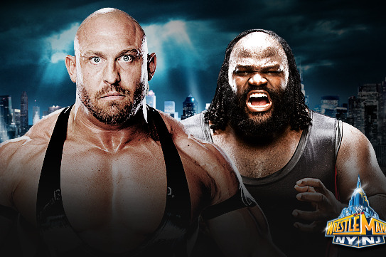 WWE WrestleMania 29: Why Ryback and Mark Henry Are Perfect Rivals