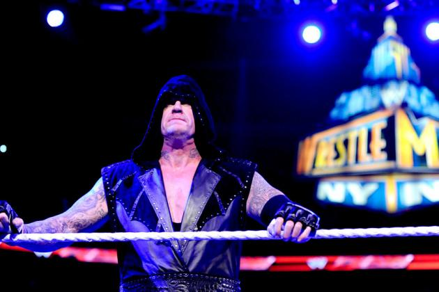 CM Punk Cannot End The Undertaker's Streak at WrestleMania 29