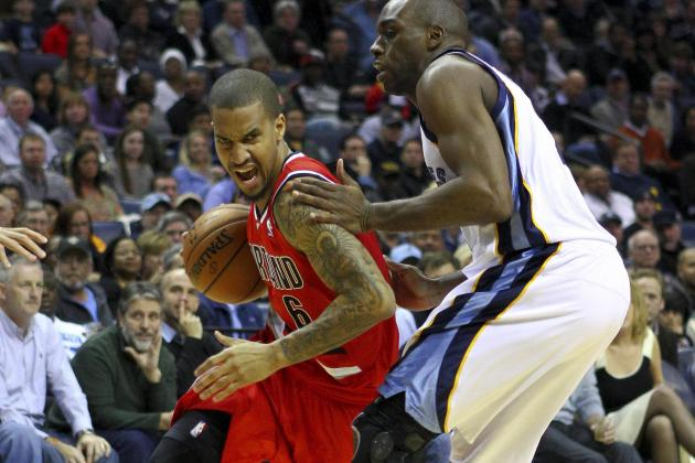 NBA Gamecast: Grizzlies vs. Blazers