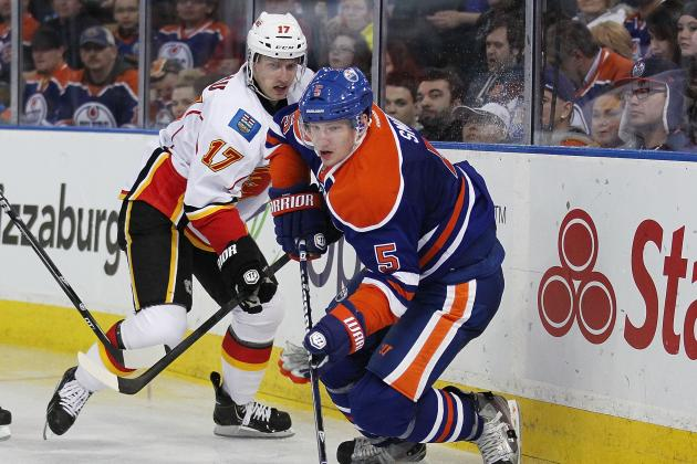 ESPN GameCast: Oilers vs. Flames