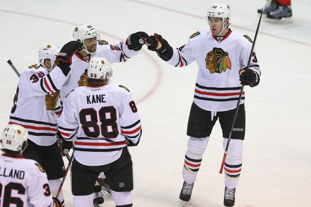 Are the Chicago Blackhawks the Stanley Cup Favorites After the Trade Deadline?