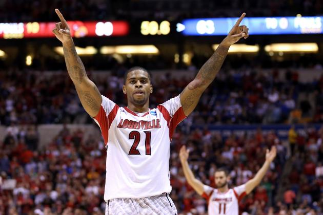 Final Four 2013: Breaking Down Louisville vs. Wichita State by the Numbers