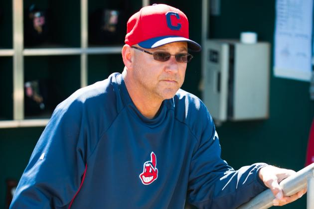 Terry Francona Deals with Nerves in Return to Dugout