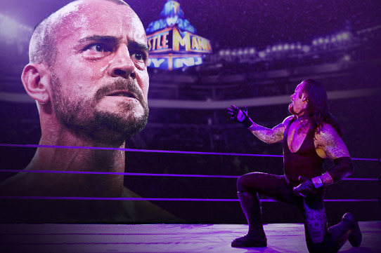 The Undertaker's Feud with CM Punk Should Continue at WWE's WrestleMania 30
