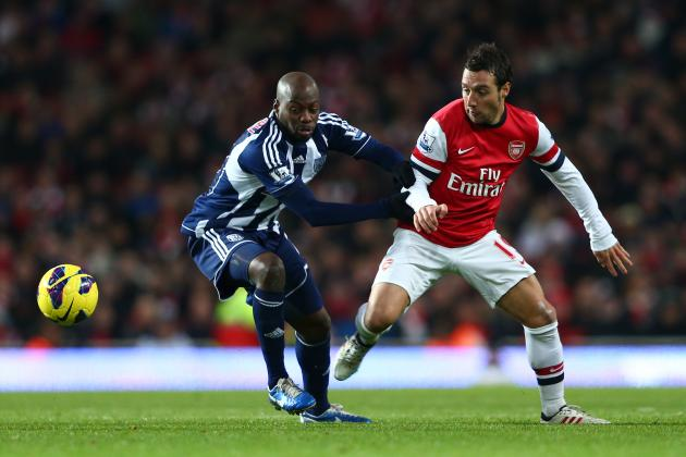 West Brom vs. Arsenal: Date, Time, Live Stream, TV Info and Preview