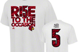 Louisville Says It Is Not Profiting off of Kevin Ware Tribute Gear