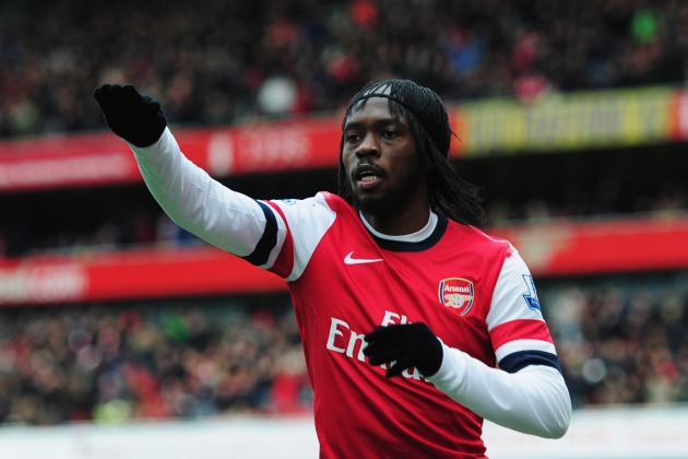 Gervinho: Making a Case for Why He Should Stay at Arsenal Next Season