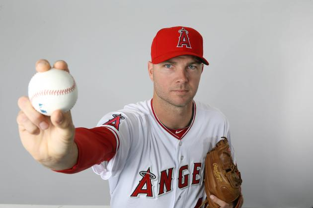 Angels Reliever Ryan Madson Struggles to Clear Final Hurdle